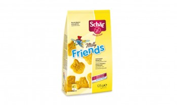 Schar - Milly Friends 125g Çocuk Bisküvisi